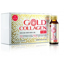 Gold Collagen® FORTE age 40+ 10x50ml