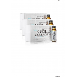 Gold Collagen® ACTIVE  30 päevane kuur, 3 karpi