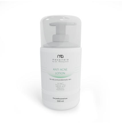 ANTI-ACNE LOTION 500 ml, Purifying lotion