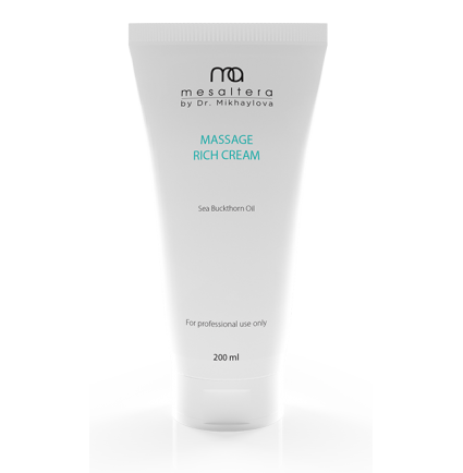 MASSAGE RICH CREAM 200 ml